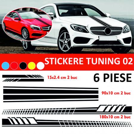 Set Stickere Tunning auto 02