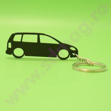 Breloc Personalizat cu Masina TA Volkswagen Touran 2006 - 2010
