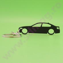 Breloc Personalizat cu Masina TA Bmw E60 seria 5
