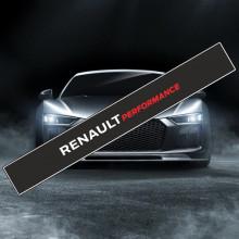 Parasolar auto *RENAULT PERFORMANCE* + Kit instalare