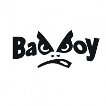 Stiker Abtibild autocolant *BAD BOY*