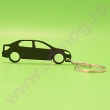 Breloc Personalizat cu Masina TA Dacia Logan 2