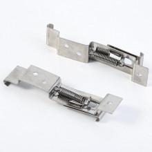Suport numar inmatriculare metalic ( Set Fata- Spate)