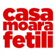 Sticker * CASA MOARA FETILI * 20X16CM