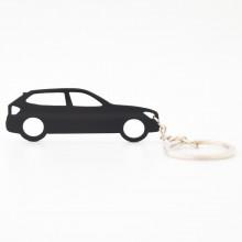 Breloc Personalizat cu Masina TA breloc auto bmw x1 2009 - 2016
