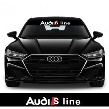 Parasolar auto *AUDI S LINE* + Kit instalare