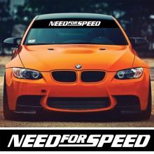 Parasolar auto *Need for Speed* + Kit instalare