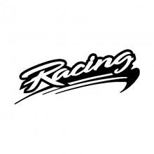 Stiker Abtibild autocolant *RACING*