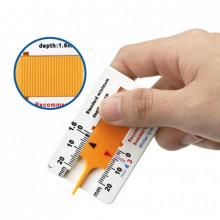 Dispozitiv de masurare a uzurii anvelopelor (Masurare profil anvelope)