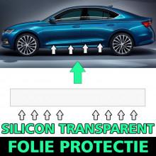 Folie Protectie Silicon transparent pentru cele 4 usi