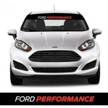 Parasolar auto *FORD PERFORMACE* + Kit instalare