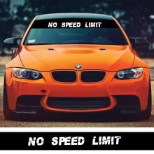Parasolar auto *NO SPEED LIMIT* + Kit instalare