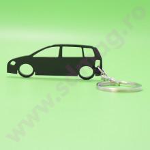 Breloc Personalizat cu Masina TA Volkswagen Touran 2003 - 2006
