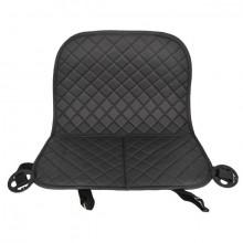 Set 2 protectii spate scaun imitatie piele + doua buzunare