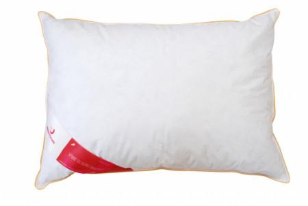 Pernă Feeling 10 70x70 cm - Puf de gâscă 10%, pană mică de gâscă 90%