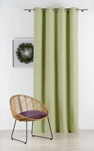 Draperie Mendola Interior, Rhone, 210x245 cm, policoton, verde