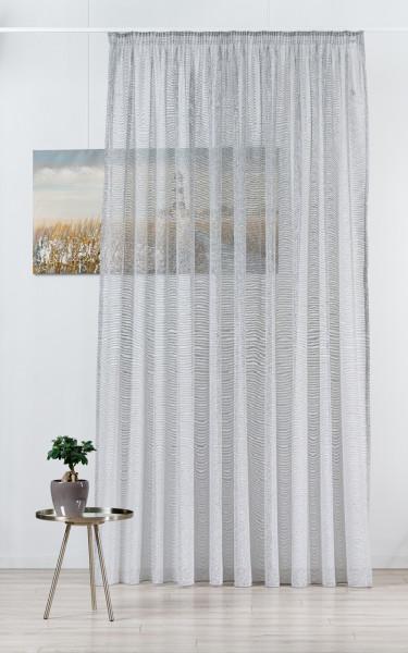 Perdea Mendola Interior, Elegance, 300x245 cm, poliester, gri