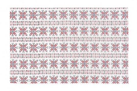 Prosop de bucatarie Traditional, Heinner, 45x70 cm, bumbac, multicolor