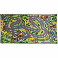Covor Kiddy Play Racing Car Boy 80 X 100 cm