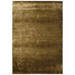 Covor Notos Brown, Bedora, 133 x 190 cm, 100% poliester, maro