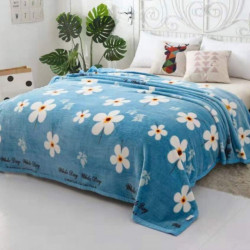 Patura Cocolino, Blue Flowers, PSC-08