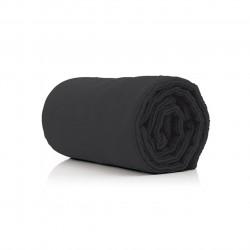 Prosop coafor, Boutique, 50 x 100 cm, 100% bumbac cardat, 450 gr/mp, negru