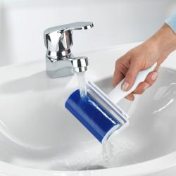 Rola pentru scame, Wenko Permanent, lavabila, plastic/polipropilena