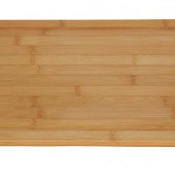 Tocator excelllent Houseware, 37x25x2 cm, bambus