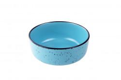 Bol pentru cereale Electra, Heinner, Ø16 cm, ceramica, albastru