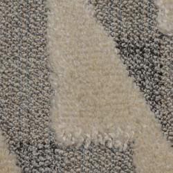 Covor ARIA HAMPTON, 160x230 cm, 100% polipropilena, Gri/Crem