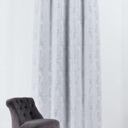 Draperie Mendola Interior, Cordoba, 130x260 cm, poliester, gri