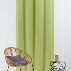 Draperie Mendola Interior, Hollandaise, 140x245 cm, poliester, verde