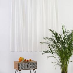 Perdea Mendola Interior, Andreea, 280x160 cm, poliester, bej
