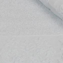 Set 2 prosoape de maini 50x90 cm, 100% bumbac, Soft Kiss, Saltanat, menta