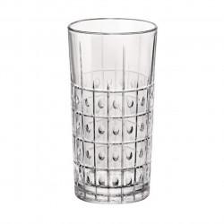 Set 6 pahare long drink Este, Bormioli, 290 ml, sticla