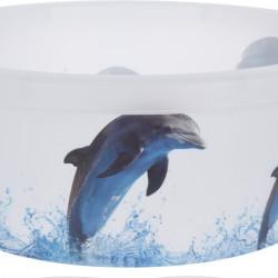 Bol pentru spalat vase Dolphin, 32x13 cm, polipropilena