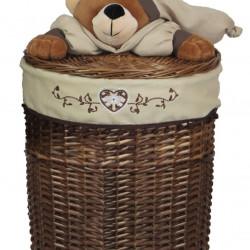 Cos L Bear Bedora, salcie/material textil, multicolor