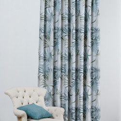 Draperie Mendola Interior, Selvaggio, 210x260 cm, poliester, verde