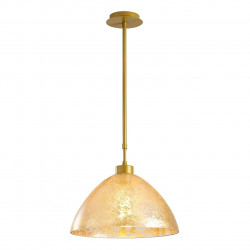 Lustra Bergama N-143, Noor, 34 x 85 cm, 1 x E27, 100W, auriu