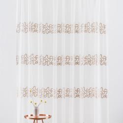 Perdea Imagine, Sidney, 300x260 cm, poliester, bej