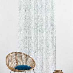 Perdea Mendola Interior, Oslo, 300x260 cm, poliester, albastru