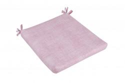 Perna scaun, Alcam, Fantezie Pink Jeans, 39x39x3 cm
