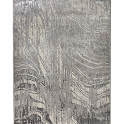 Covor ERIS ARISSA, 200x290 cm, 100% polipropilena, Gri