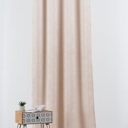 Draperie Mendola Interior, Vento, 140x260 cm, poliester, crem