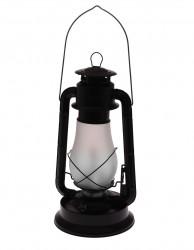 Lanterna Felinar, 19.5x37 cm, metal, negru