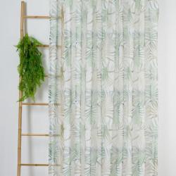 Perdea Mendola Interior, Selvaggio, 300x260 cm, poliester, verde