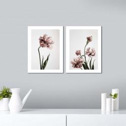 Set 2 tablouri decorative, Alpha Wall, In the Wind, 30x40 cm