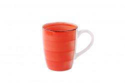 Cana Gala Orange, Heinner, 354 ml, ceramica, portocaliu