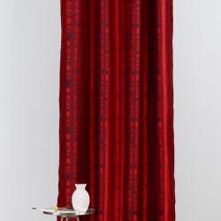 Draperie Mendola Interior, Manhattan, 140x245 cm, poliester, rosu