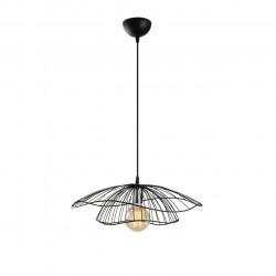Lustra Opviq Tel Neverending, E27, 100 W, negru